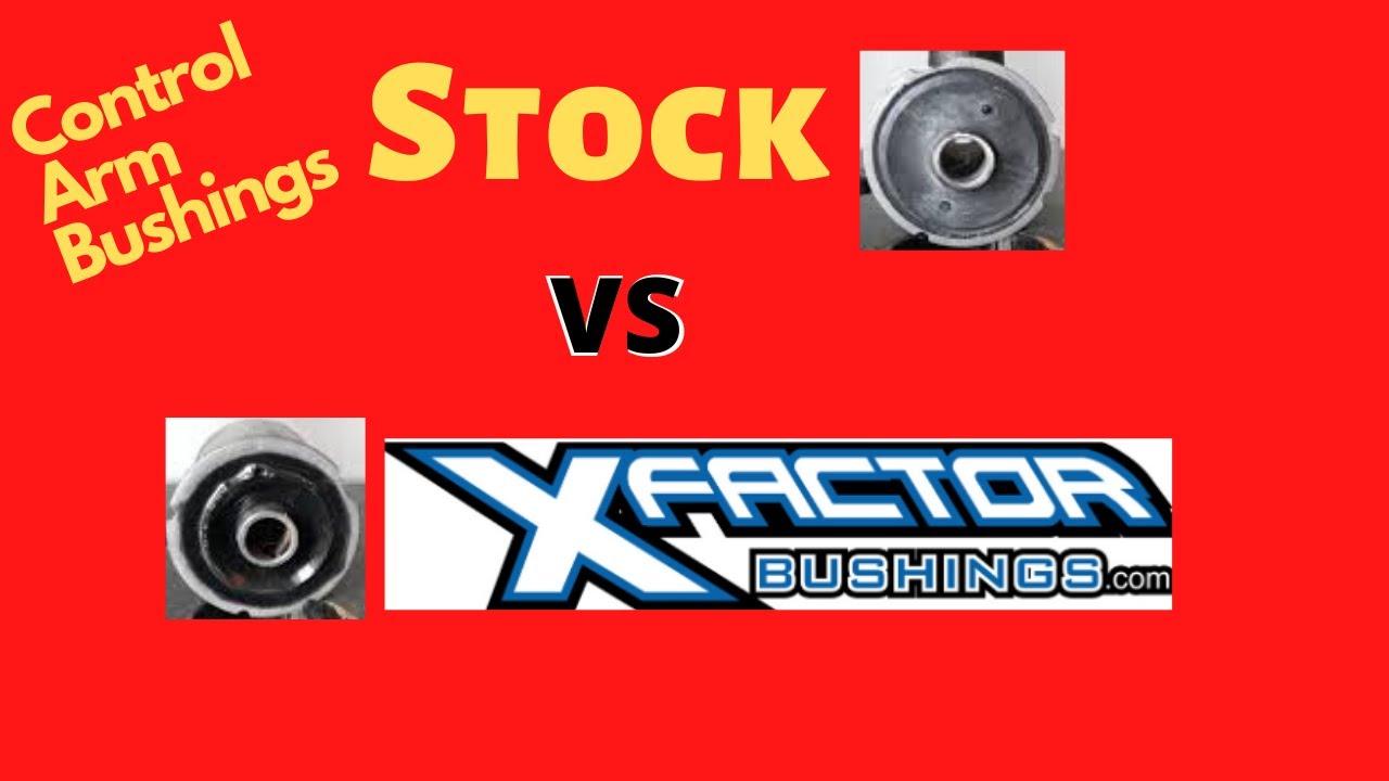 XFactor Bushings-Bumpstops,Control Arm Bushings,Pullbar Bushings