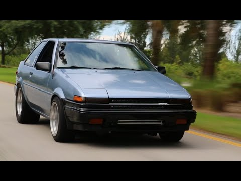 880hp toyota ae86 from hell youtube. Black Bedroom Furniture Sets. Home Design Ideas