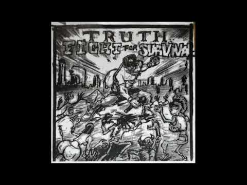 Album Cover Art for TRUTH. The Fight for Survival.  #HipHop #vinyl #CD #dig Mp3