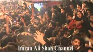 28 SAFAR WAPSI TABOOT IMAME HASSAN (A.S) MOCHI GATE LAHORE 2013 ALWIDA