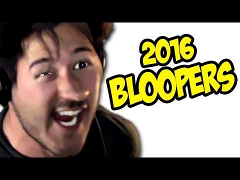 MARKIPLIER BLOOPERS 2016
