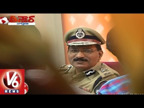 Hyderabad Police first aid training for constables - Teenmaar News