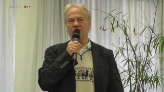Wir kommen wieder! - Reiner Braun auf der Planungskonferenz Stopp Ramstein 2017