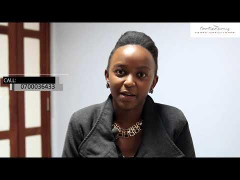 Nelly Wanjiku Kihenjo  - Centonomy Career Hub