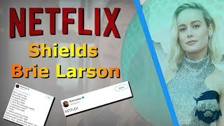 Netflix, Brie Larson & ENTIRE Industry Pile On 1 Random Dude & He Was RIGHT