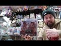 EPISODE 50 - TOY HUNTING AT A FLEA MARKET FOR DEALS! NEW MARVEL LEGENDS, NECA AND FUNKO POPS!