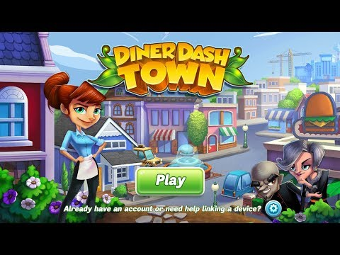 Diner Dash Adventures - Android Gameplay