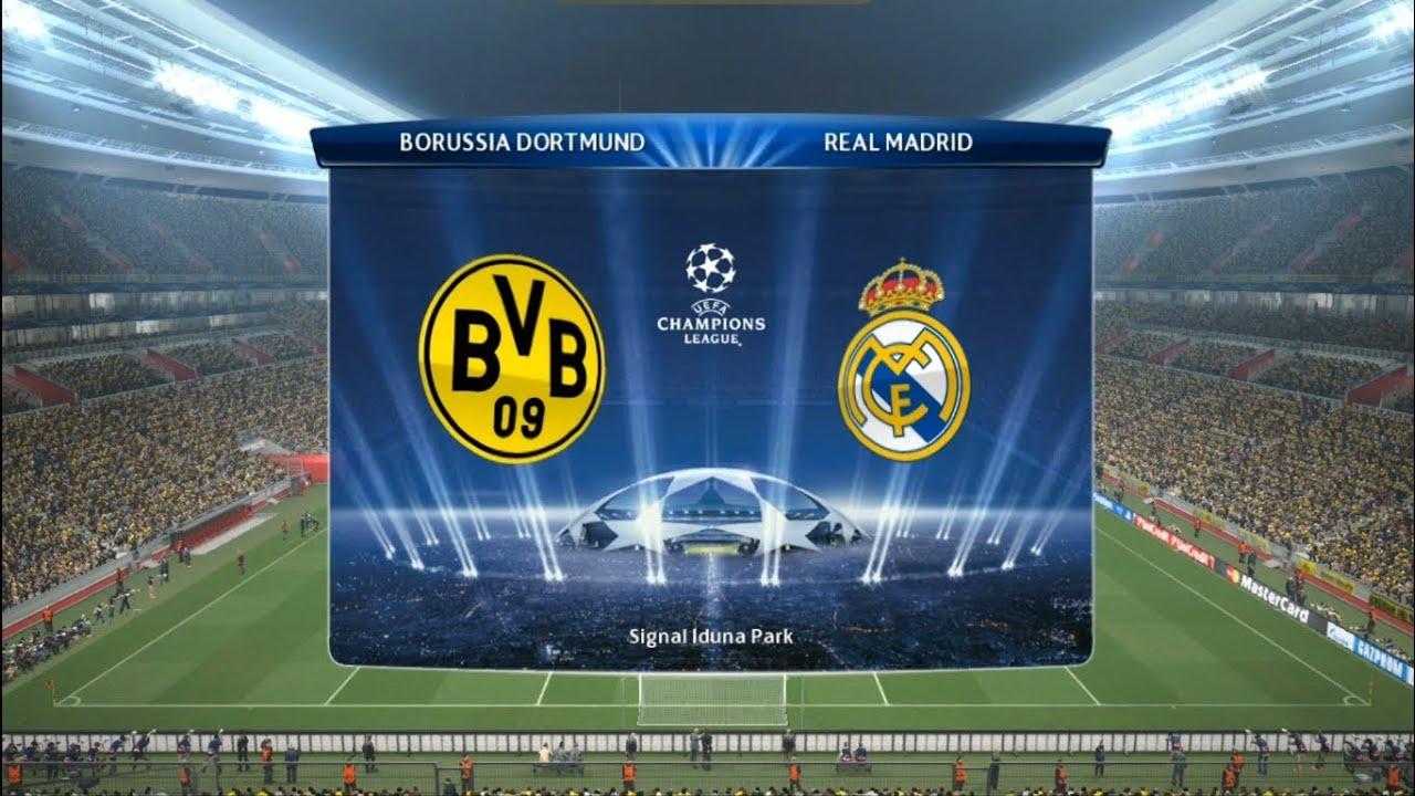 Dortmund Vs Madrid