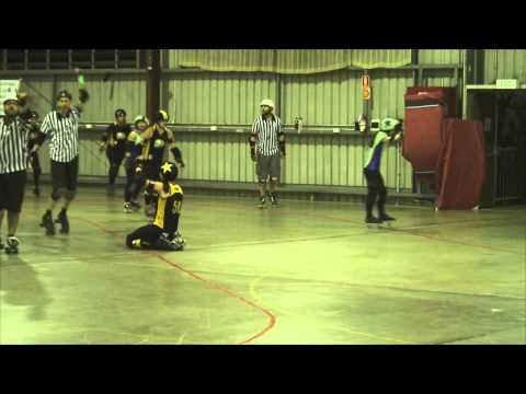 Canberra Roller Derby League vs Sun State Roller Girls