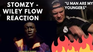 (BEST STORMZY SONG YET!) STORMZY - WILEY FLOW | REACTION!!