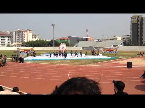 มหาวิทยาลัยราชภัฏสวนสุนันทา งานกีฬาโลจิสติกส์สัมพันธ์ ครั้งที่ 7 ณ มหาวิทยาลัยบูรพา