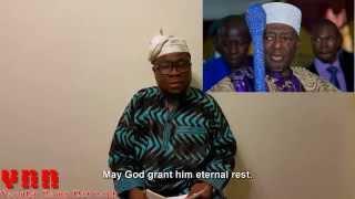 Yoruba News Episode 3 Ooni of Ife Dies Abobaku Flees