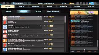 Airmech Global Chat Glitch (PC Download)