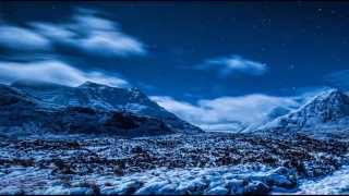 Зима, Лес, Горы, MGS