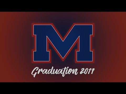 Manvel High School Graduation 2017
