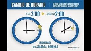 Cambio de hora: a las 3:00, serán las 2:00