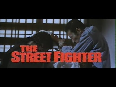 The Street Fighter | Full Action Packed Movie