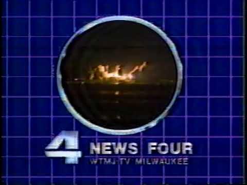 1984 WTMJ TV News Bumper