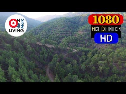 MTB Biking Paphos Forest Stavros CYPRUS GoPro Hero 4 Black Feiyu-Tech G4 Gimbal