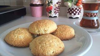 Lorlu Kurabiye Tarifi - İçi yumuşak dışı kıtır nefis kurabiye