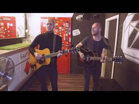 MILOW - Lay Your Worry Down (Live Acoustic Version in Lausanne)