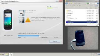 Reflashing / Downgrading Alcatel 918D with OTU