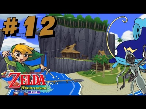 OUTSET ISLAND, GREAT FAIRY AND JABUN | The Legend Of Zelda Wind Waker PART 12
