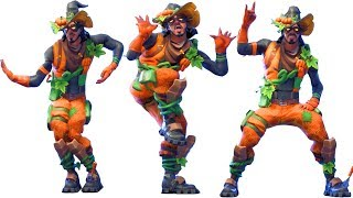 Fortnite All Dances Season 1-6 with Patch Patroller Updated to Headbanger