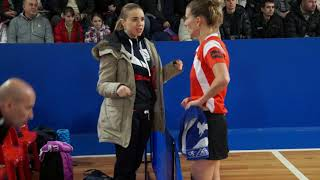 Olga VOROBEVA - Shuohan MEN 25.11.2017