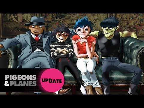 Are Gorillaz About to Drop the Best Album of 2017?   Pigeons & Planes Update