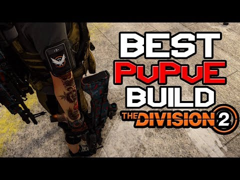 INFINITE AMMO 2x LMG is THE BEST PvP and PvE build - Division 2 GUIDE