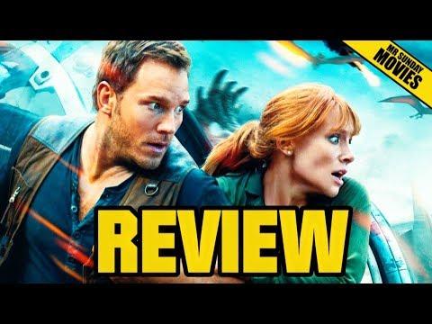 Review JURASSIC WORLD: FALLEN KINGDOM...