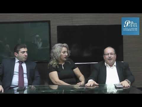دام برس : محاضرة مع الدكتور يحيى ابو زكريا ضمن برنامج دبلوم التقديم والحوار