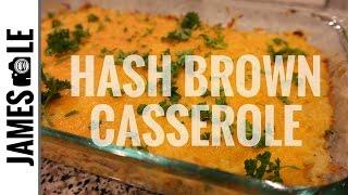 How to Make HASH BROWN CASSEROLE (Cracker Barrel Recipe)
