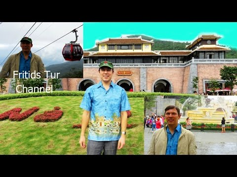 Ba Na Hills 2017 Da Nang Vietnam Travel, Review