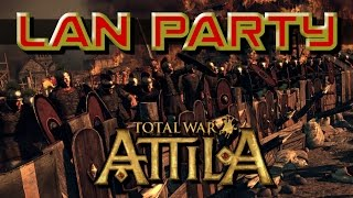 Roman Rampage - Total War Attila