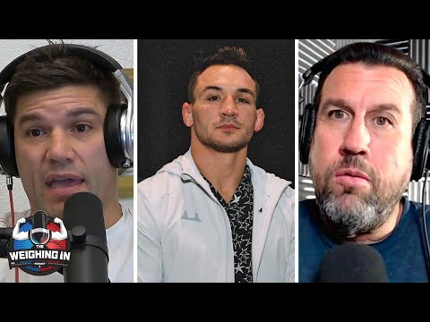 Former Bellator champion Michael Chandler signs with UFC, joins ...