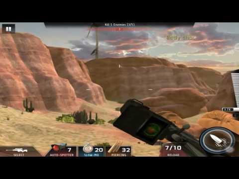 Kill Shot Bravo Region 20 Primary Mission 7 - Kill 5 Enemies