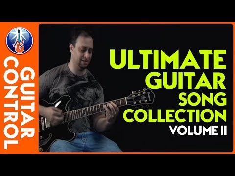 Another Preview of Ultimate Guitar Song Collection II