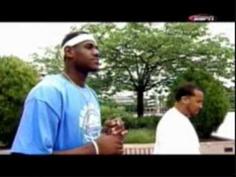 ESPN The Life LeBron James Part 1