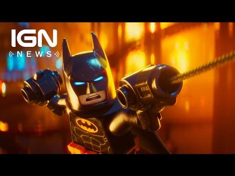 Lego Batman Movie Tops 50 Shades Darker, John Wick 2 at Box Office - IGN News
