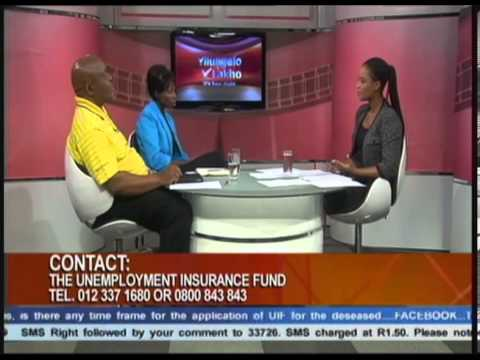 Yilungelo Lakho: Unemployment Insurance Fund