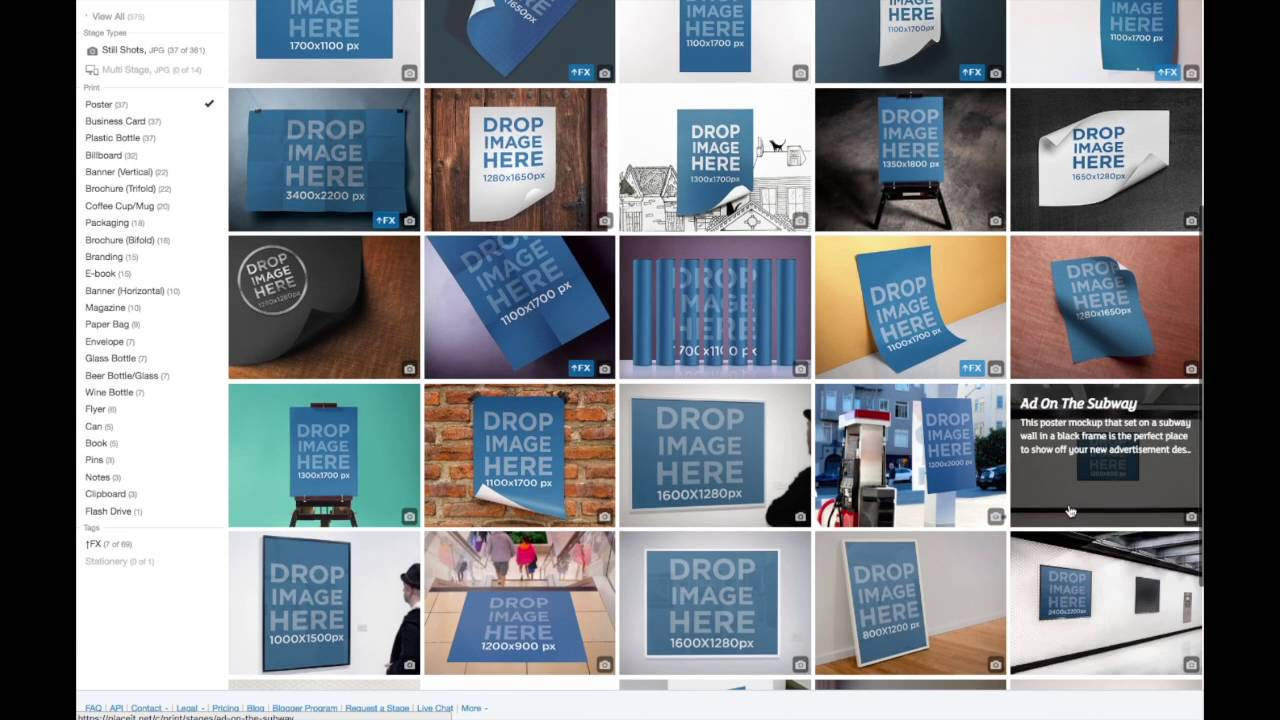 Placeit how to make a poster mockup youtube placeit how to make a poster mockup magicingreecefo Image collections