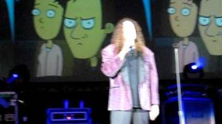 'Weird Al' Yankovic Concert - Trapped in the Drive Thru