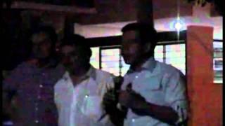 Reunión con Presidente Miguel Castro, Puente el Alamo