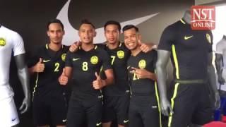 Nike unveils new Harimau Malaysia jersey