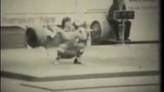 Legend of David Rigert - Olympic Weightlifting