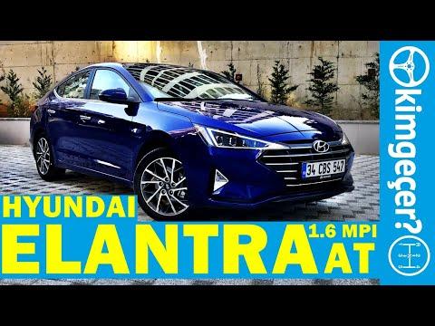 Hyundai Elantra 1.6 MPI AT (Ara sıcak)