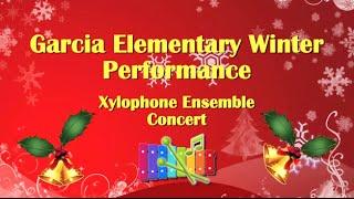 Garcia Elementary Xylophone Ensemble Concert