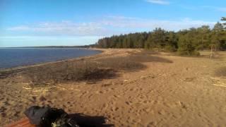 видео Участок у воды – «подводные камни» или пляжный песок